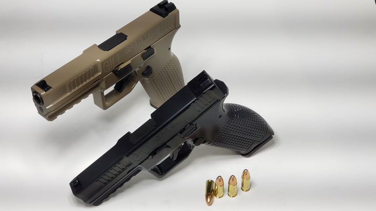 Gill-Arms-Pistol