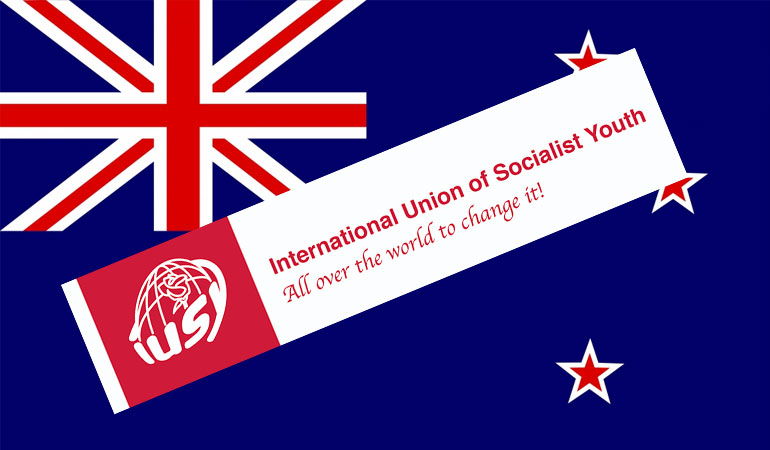Global Socialist Leads New Zealand Disarmament Drive