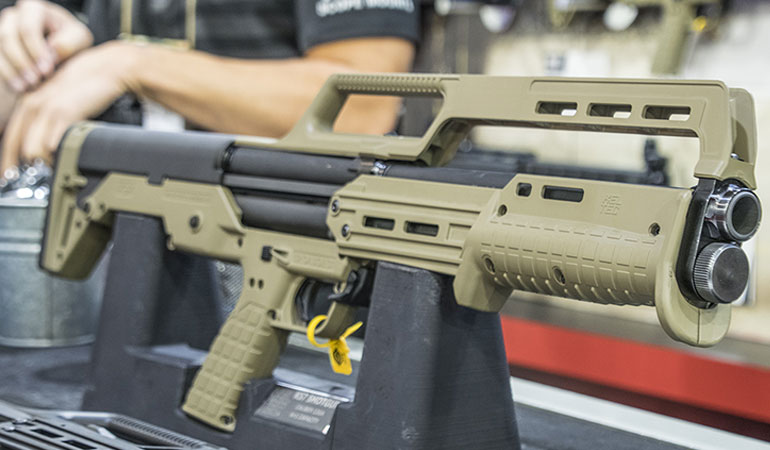 Exciting Semi-Autos from SHOT Show 2019