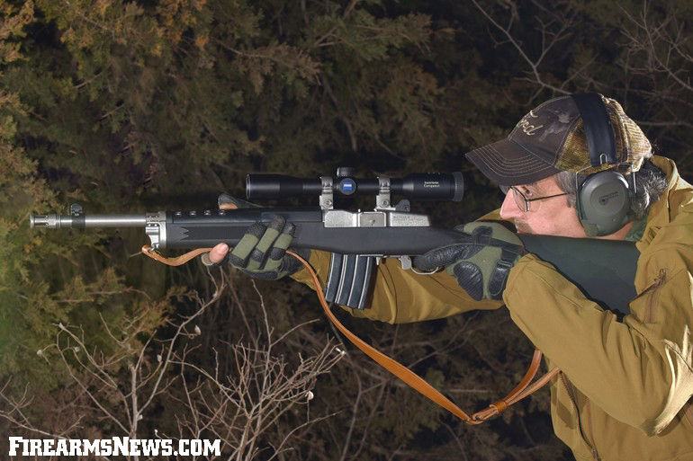 Ruger 7.62x39mm Mini-Thirty Tactical Review