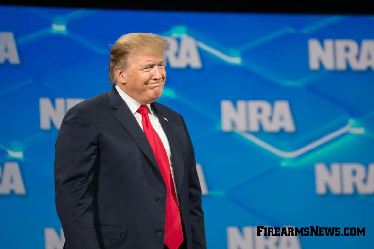 The Trump campaign launched thirteen new coalitions and one stands out as relevant for Firearms News readers: