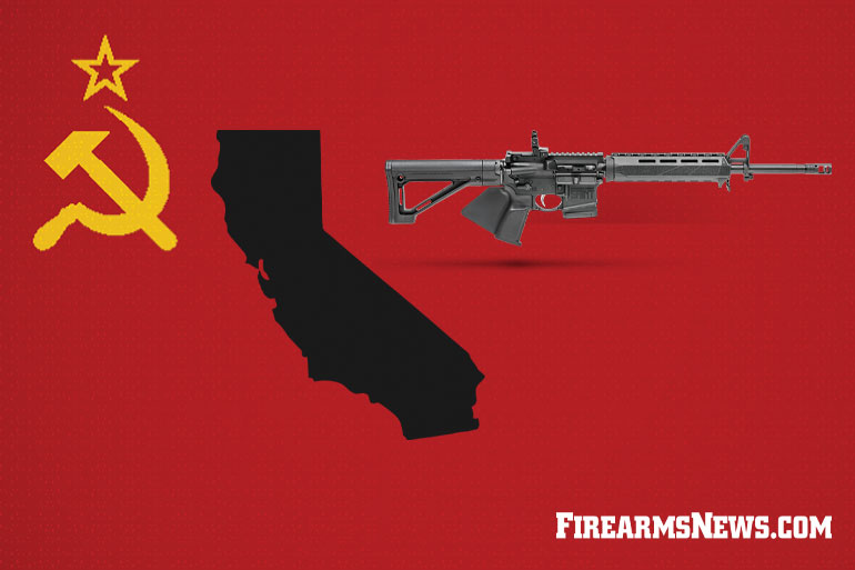 Clamping Down on Gun Rights in Commiefornia