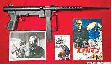 This article takes a look at the firearms from 'The Omega Man' that main character Robert Neville used as he struggled to stay alive and sane as the last rational man on earth.