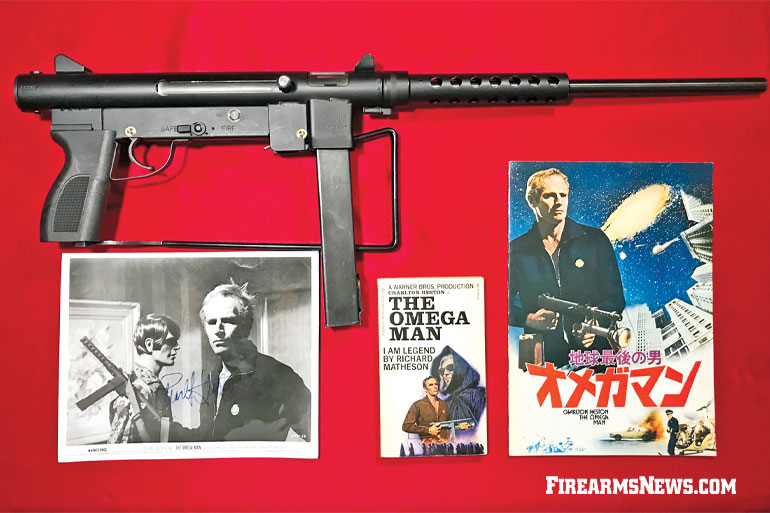 Guns of 'The Omega Man': End-of-the-World Firepower