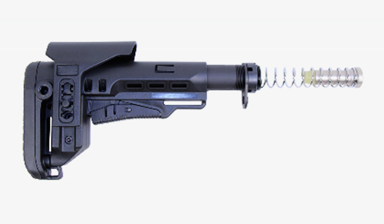 Guntec USA Introduces the AR15 T.E.S. at the 2019 SHOT Show