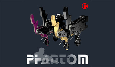 HIPERFIRE has announced the new PHANTOM line of triggers.
