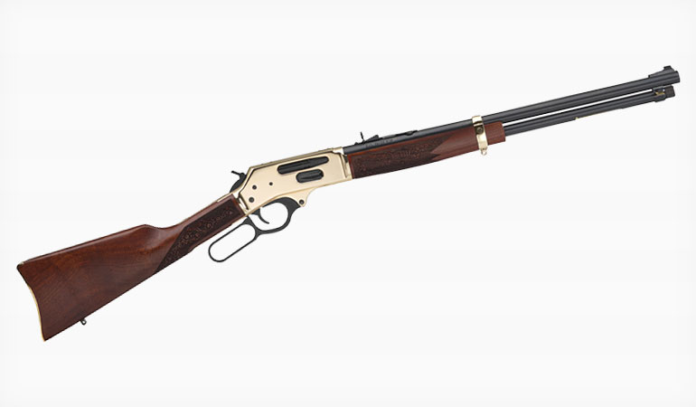 Henry Unveils First Rifle to Feature Side Loading Gate