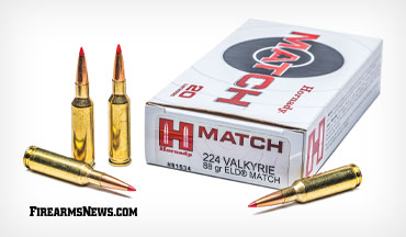 Hornady's new .224 Valkyrie bests the venerable .223 Rem.