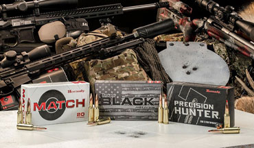 Developed for use with an AR-15 rifle, how does the Hornady 6mm ARC stack up to other popular AR-platform cartridges?
