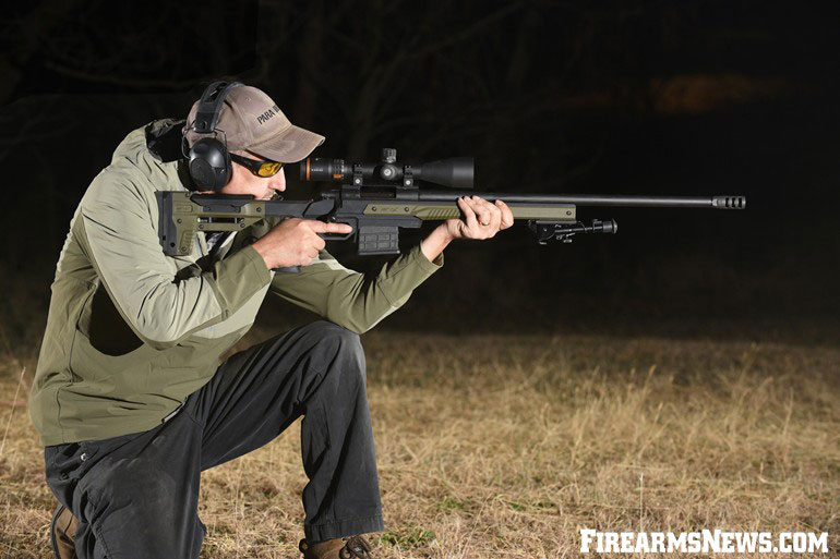 Howa Oryx MDT Chassis Rifle and Horus Vision Review