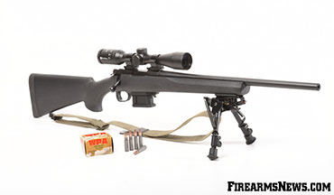 Legacy Sports International's Howa Model 1500 Mini is a handy bolt-action hunting rifle available in .223 Rem, 6.5mm Grendel, 300 BLK and 7.62x39mm.