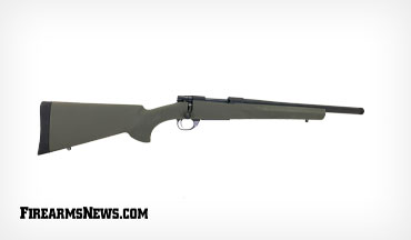 The new Howa Hogue Creedmoor Compact offering is now shipping in 6.5 Creedmoor.