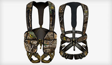 Hunter Safety System has redesigned its popular Hybrid and Ultra-Lite harnesses to make them even lighter and more comfortable.