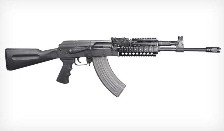 Inter-Ordnance Reveals M10 Quadrail Rifle