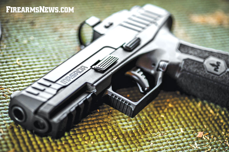 IWI Masada Pistol Review