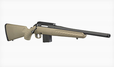 Ruger just announced three new rifles chambered in the hard-hitting .350 Legend round.