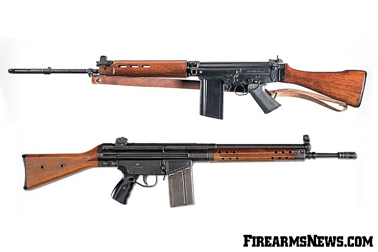 Is the British L1A1 rifle or the Spanish CETME Modelo C rifle more user-friendly? Paul Scarlata puts the two rifles to the test in this article.