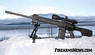 Rikk Rambo pits the LWRC R.E.P.R. MK II 6.5 Creedmoor Elite rifle vs. Alaska's coastal rainforests and remote frozen interior.