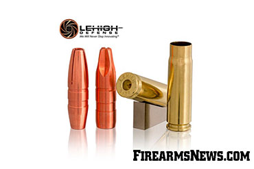 Lehigh Defense announced both 9x39mm brass case reloadable ammunition and brass today at the 2020 SHOT Show in Las Vegas.