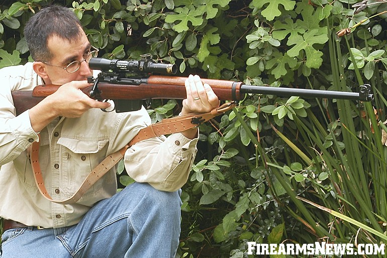 How To Use A M1907 Shooting Sling