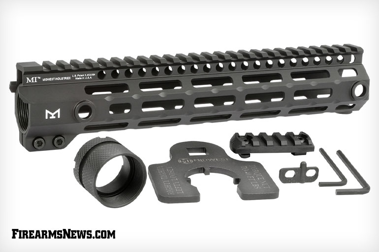 Midwest Industries Releases G4M One Piece Free Float Handguard