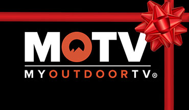 Outdoor Sportsman Group's exclusive, global, subscription-based, streaming service MyOutdoorTV (MOTV) will offer gift cards just in time for the holiday season. MOTV gift cards will become available on Black Friday.