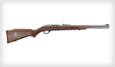 Marlin commemorates the famous Model 60 .22 LR semi-auto rifle at 60 years old.