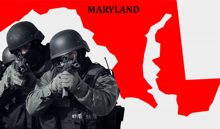 Lethal danger of 'red flag laws' evidenced in the shooting death of a Maryland gun owner by police.