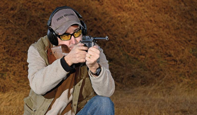 Mauser's M1930 'Broomhandle'
