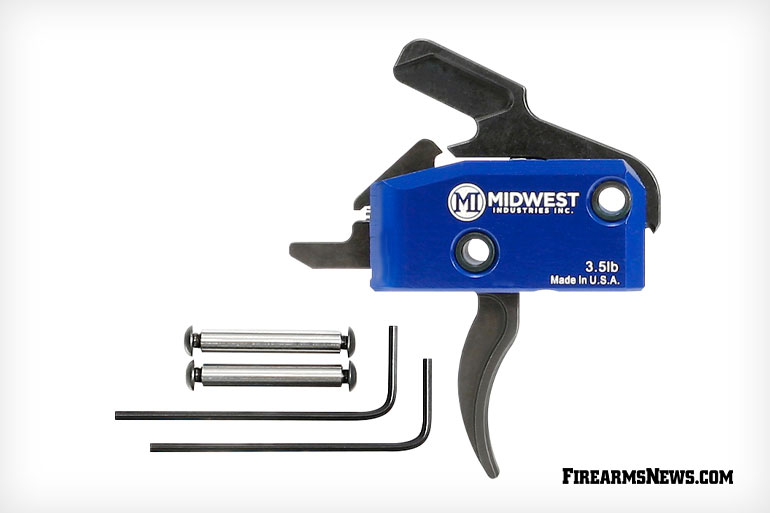 Midwest Industries Announces Release of New AR-15 Drop-In Trigger