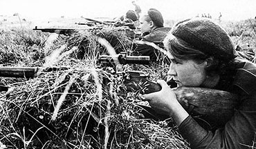 The Soviet 3.5x22mm PU scope racked up the highest body count of any sniper scope ever fielded. While very basic, it performed well in actual combat.
