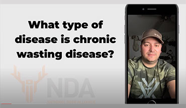 The New CWD Resource Center is full of videos, articles and information dedicated to education on Chronic Wasting Disease.