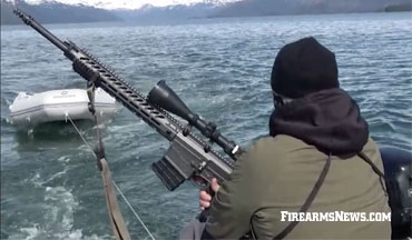 Rikk Rambo took the NEMO (New Evolution Military Ordnance) Arms Omen Match 3.0 rifle on a nine-month Alaskan adventure.