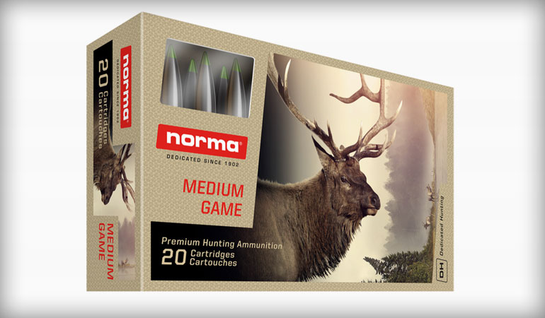 Norma Releases ECOSTRIKE - Lead-Free and High Impact Hunting Ammunition