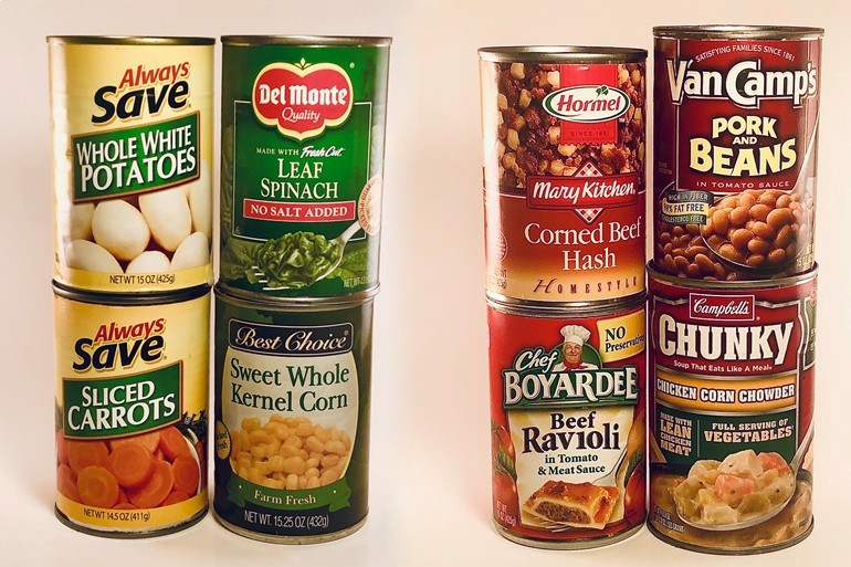 Outdated-Canned-Food