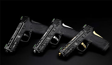 Smith and Wesson just announced the latest addition to their product lineup: the 380 Shield EZ Pistol.