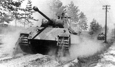 The German Panther was a purpose-built tank killer while the American Sherman could do it all, but which was the best tank of World War II?