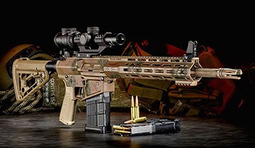 The Paul Howe 6.5 Creedmoor is designed as an all-purpose medium to long-range tactical rifle with an effective terminal range surpassing 1000 yards, and the latest collaboration between Wilson Combat and renowned author and tactical shooting expert Paul Howe.