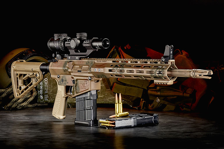 Paul Howe 6.5 Creedmoor Rifle New from Wilson Combat