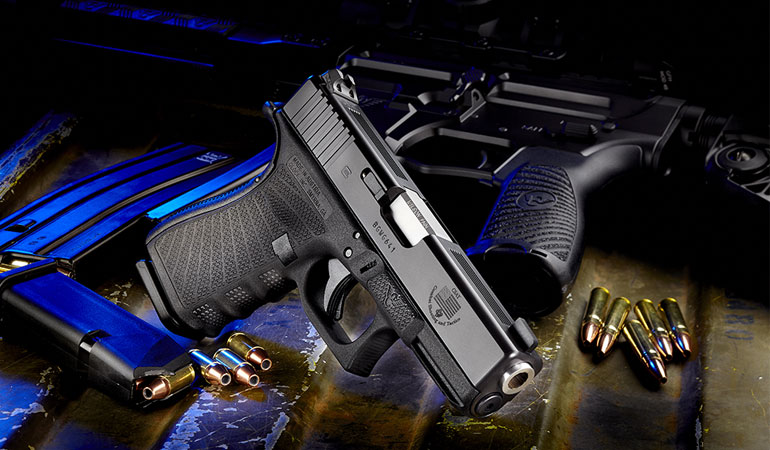 Introducing the Paul Howe Package for GLOCK by Wilson Combat!