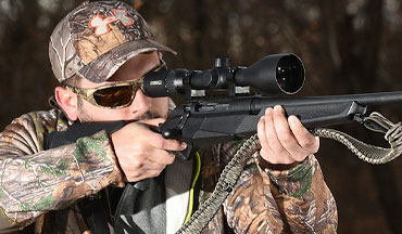Here are some tips to help you pick the perfect scope for your hunting rifle.