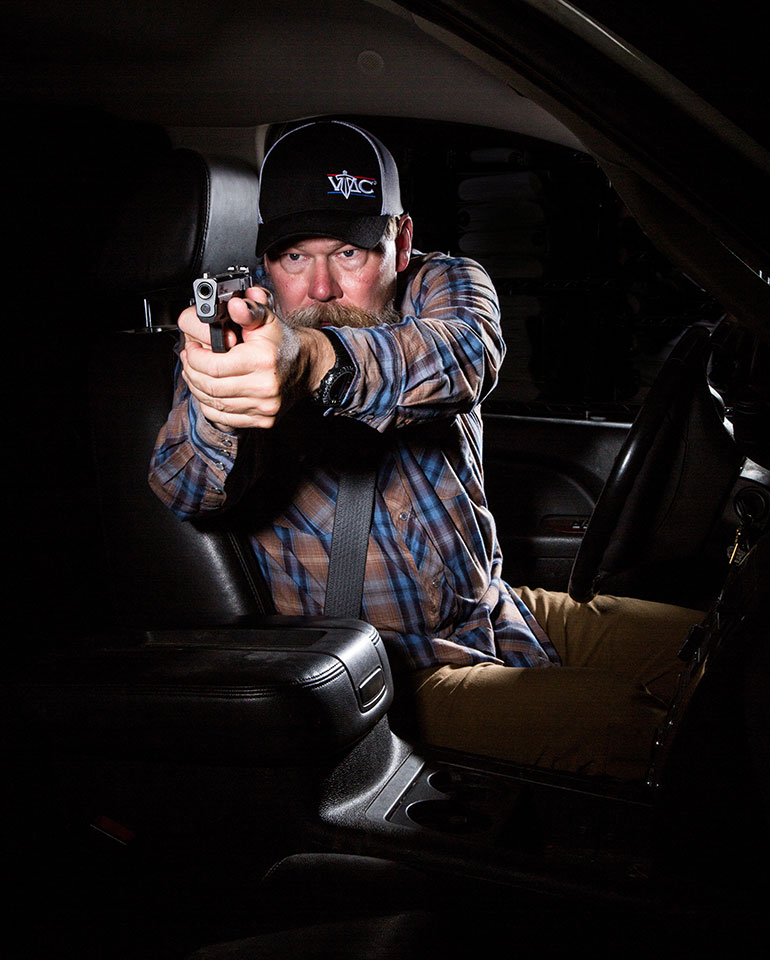 Carrying Your Pistol In A Car