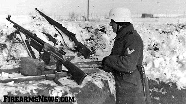 Polish WWII Weapons Part 1