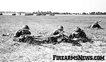 During WWII Polish soldiers were armed with a mind-boggling assortment of modern and obsolete small arms scavenged in the aftermath of the Great War.