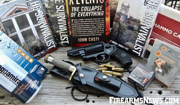 "Looking for some good prepper reading? We review ""X-Events: The Collapse of Everything"" and ""The Survivalist Series""!"