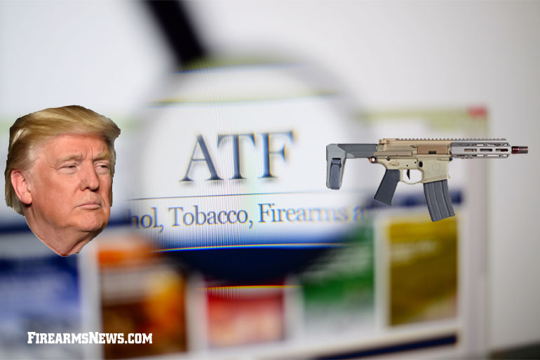 Will President Trump Let ATF Continue to Rule by Unchecked Diktat with Honey Badger 'Reclassification'?