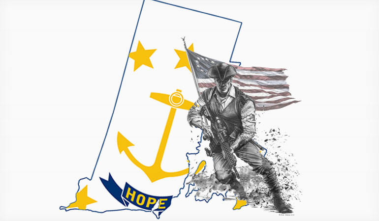 SPECIAL REPORT: BIG 2A HISTORY BEING MADE IN LITTLE RHODE ISLAND