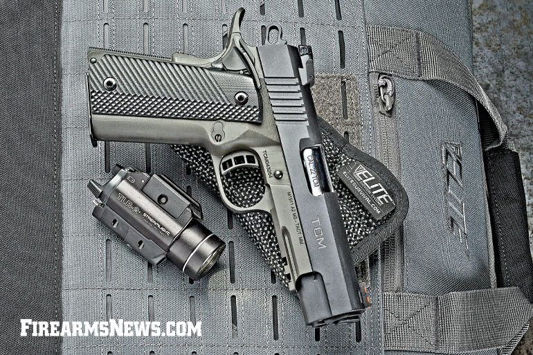 Rock Island Armory 9mm/.22 TCM Combo 1911 Review