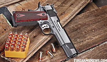 Rock River Arms' Basic Limited 1911 is an example of old school excellence.