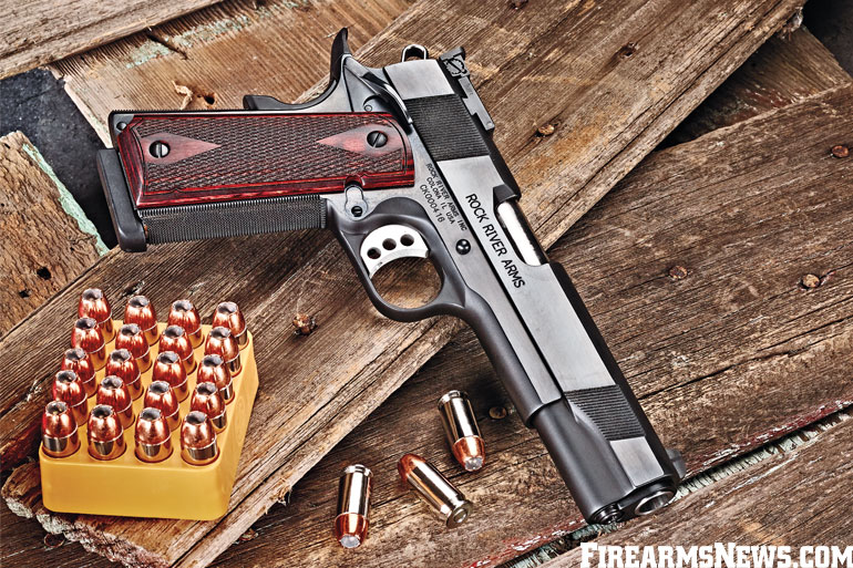 Rock River Arms Basic Limited 1911 Review